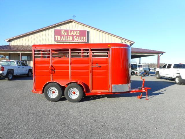 2018 Calico Trailers BP Stock  Trailer