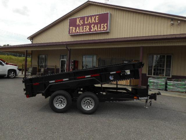 2018 Diamond C BP 46ED-12x77 Dump Trailer