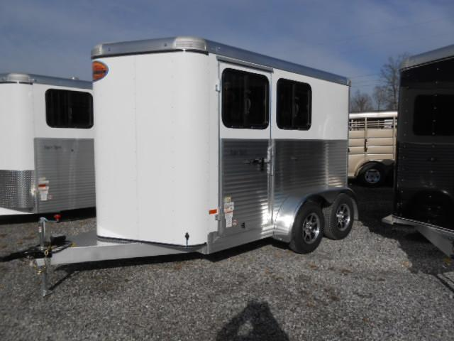 2015 Sundowner Trailers 2H BP SS WIN PKG Horse Trailer
