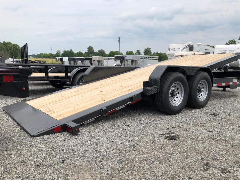 2019 Diamond C Trailers HDT 207-20x82 Full Tilt Equipment Trailer