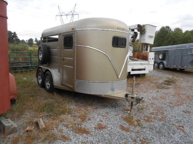 2008 Calico Trailers 2H BP Horse Trailer