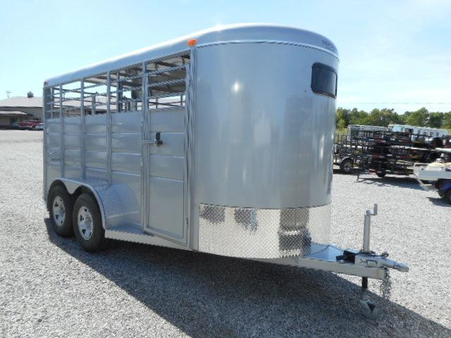 2016 Calico Trailers 16x6x7 BP Stock Horse Trailer