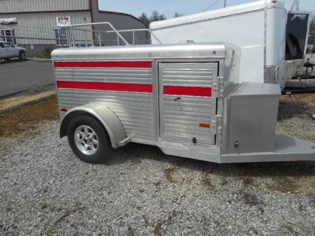 2016 Sundowner Mini Stock Livestock Trailer