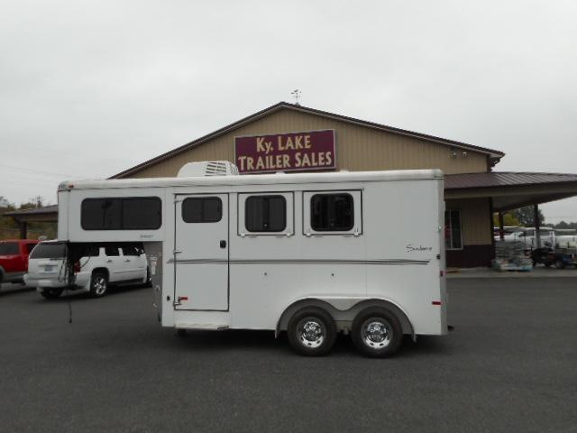 2011 Sundowner Sportsman Horse Trailer
