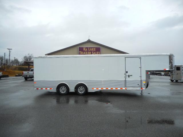 2019 Sundowner 24' GN Enclosed Cargo Trailer