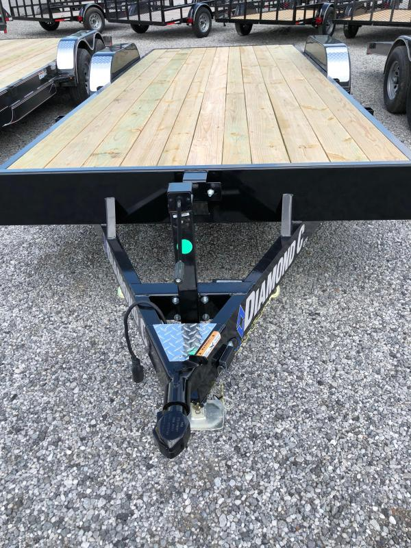 2019 Diamond C Trailers GFT252-20x82 Equipment Trailer