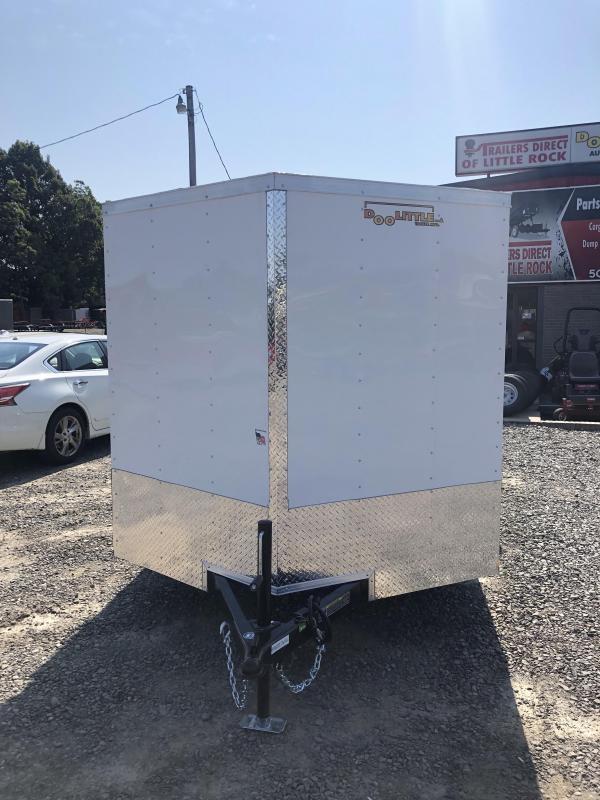 2020 Doolittle Trailer Mfg DOOLITTLE RALLY SPORT CARGO 7X14 Enclosed Cargo Trailer
