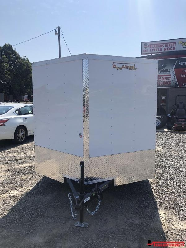 2020 Doolittle Trailer Mfg DOOLITTLE RALLY SPORT CARGO 7X14 Enclosed Cargo Trailer