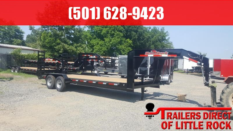 2018 Doolittle Trailer Mfg Razorback Buggy 82x22 14k Hauler Equipment Trailer