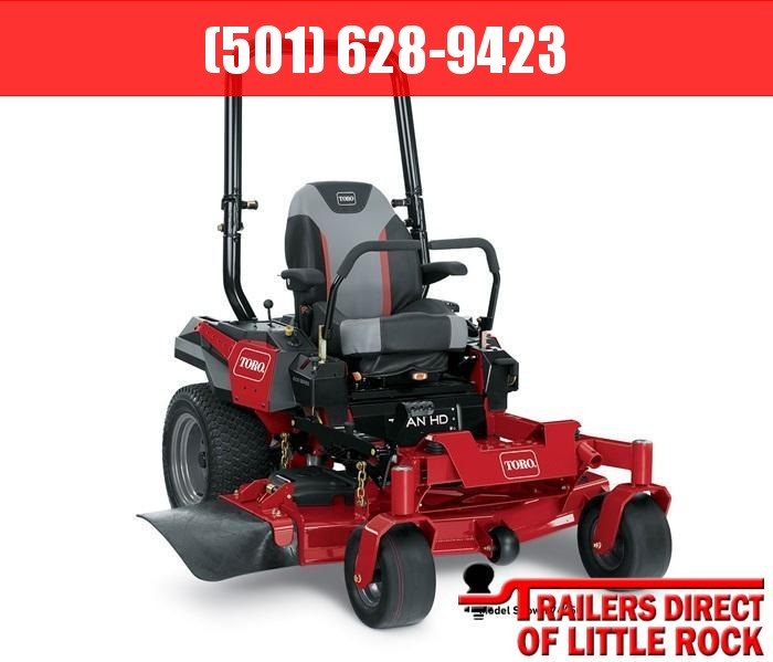 "2019 Toro 48"" TITAN HD 1500 Series Zero Turn Mower  74453 Lawn"