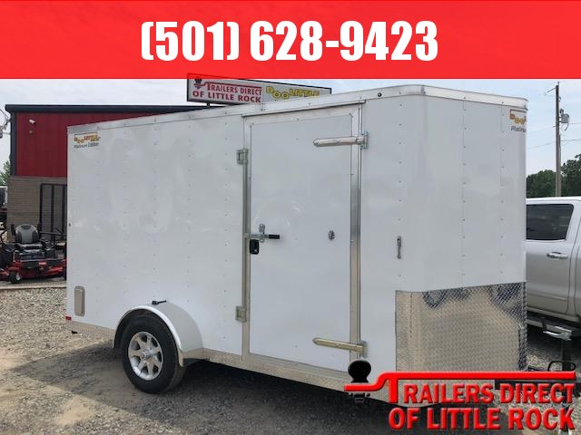 2019 DooLitttle Trailers 2019 Doolittle 6x12 Platinum Package Cargo Ramp Enclosed Cargo Trailer