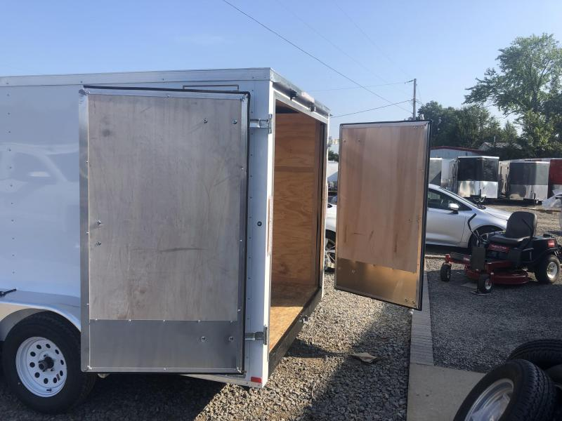 2020 Doolittle Trailer Mfg DOOLITTLE RALLY SPORT CARGO 7X16 Enclosed Cargo Trailer