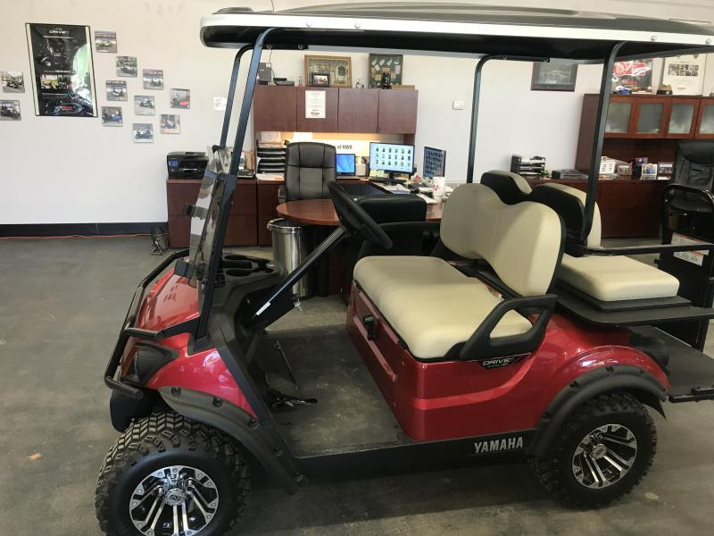 2019 Yamaha Adventure Sport 2+ 2 Golf Cart