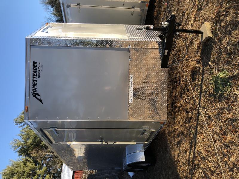 2019 Homesteader 716IT Enclosed Cargo Trailer