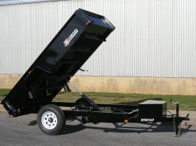 2017 B-Wise DTR 6X10 LP-7 Dump Trailer