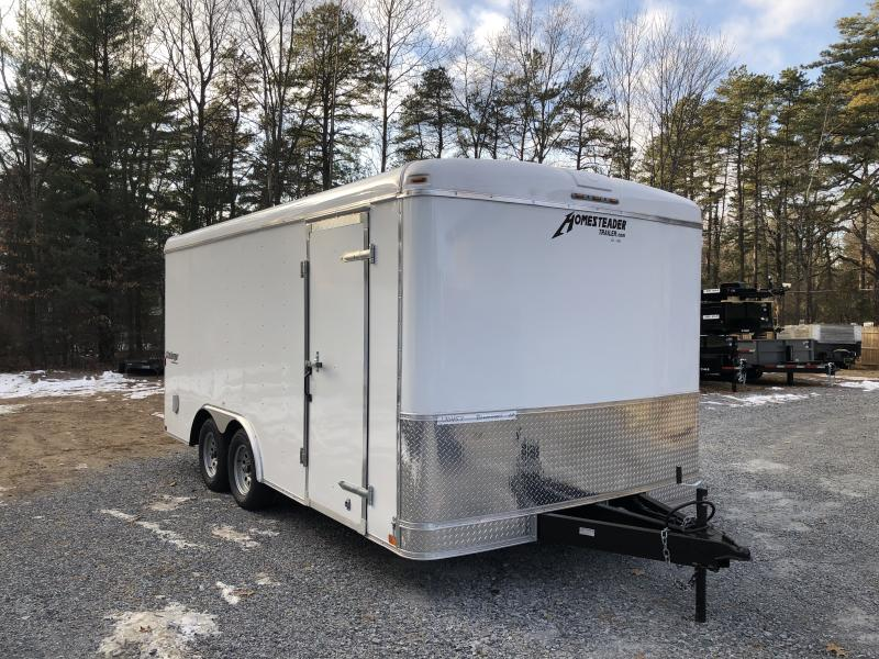 2019 Homesteader 816CT Enclosed Cargo Trailer