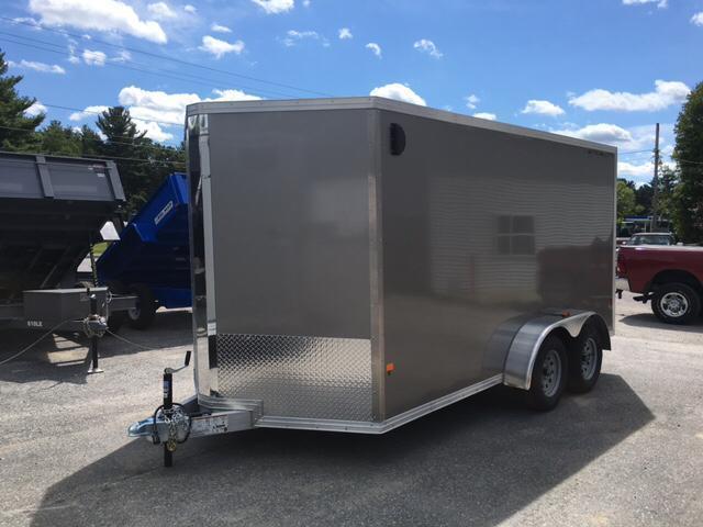 2017 CargoPro Stealth Lite 7X14-S
