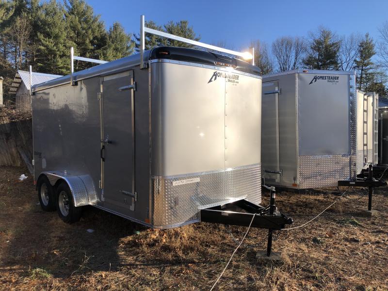2019 Homesteader 714CT Enclosed Cargo Trailer