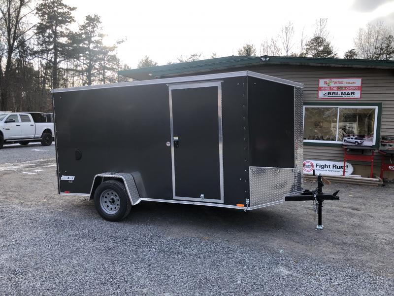 2019 Pace American JV 6X12 SE2 Enclosed Cargo Trailer
