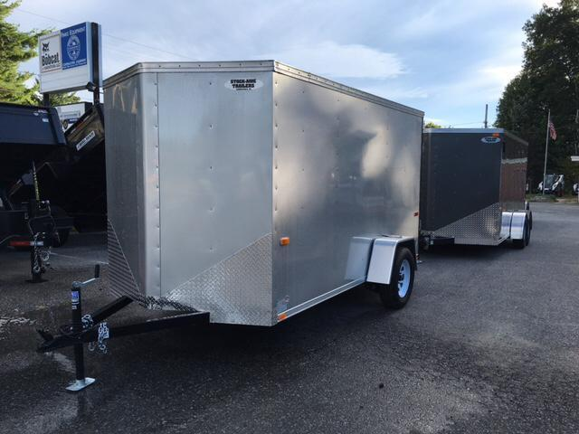 2017 Integrity Stock-Aide 6X12 Enclosed