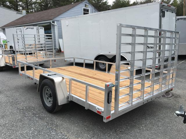 2017 Sport Haven AUT712 7X12 Utility Trailer