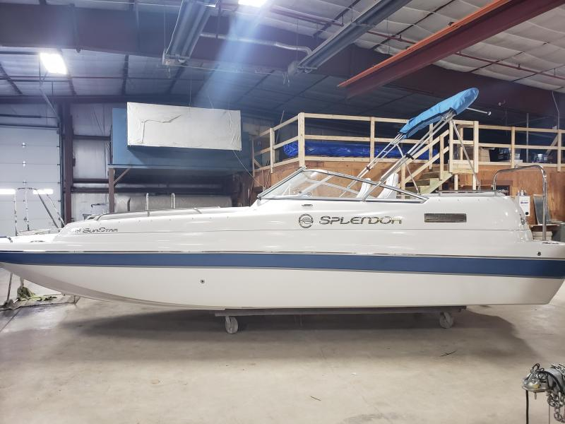 2020 Splendor 239 SunStar - Silver Blue