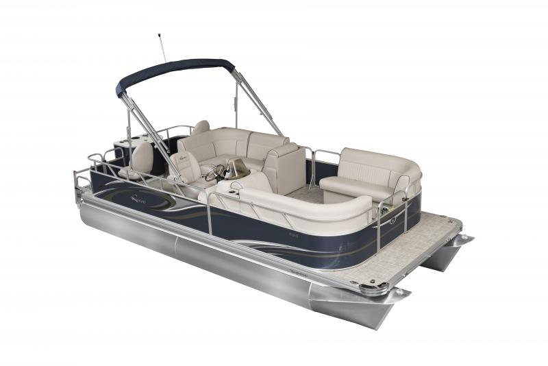 2020 Qwest LE 820 XRE Cruise Pontoon Boat