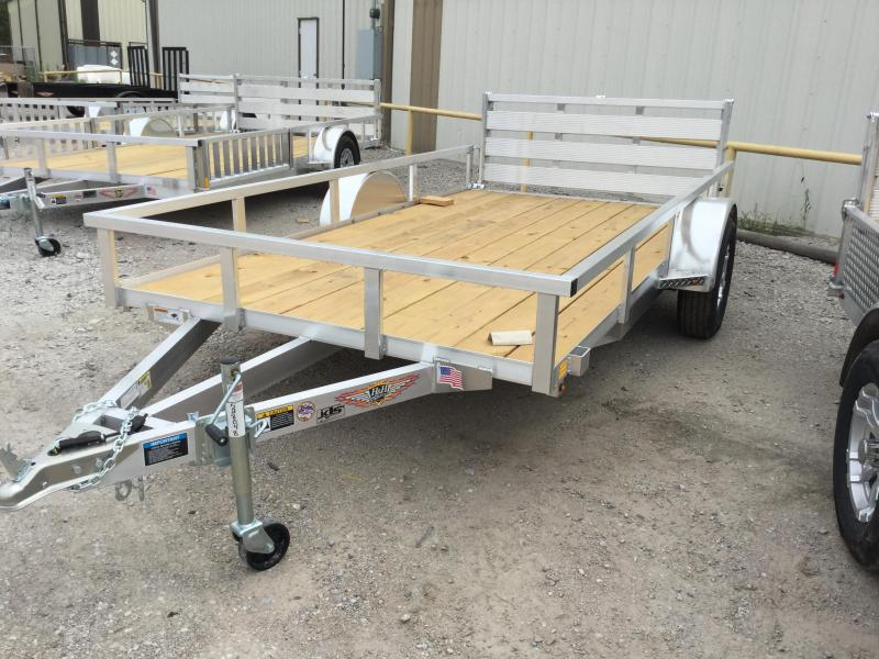 2020 H and H Trailer H7612RSA-030 Utility Trailer
