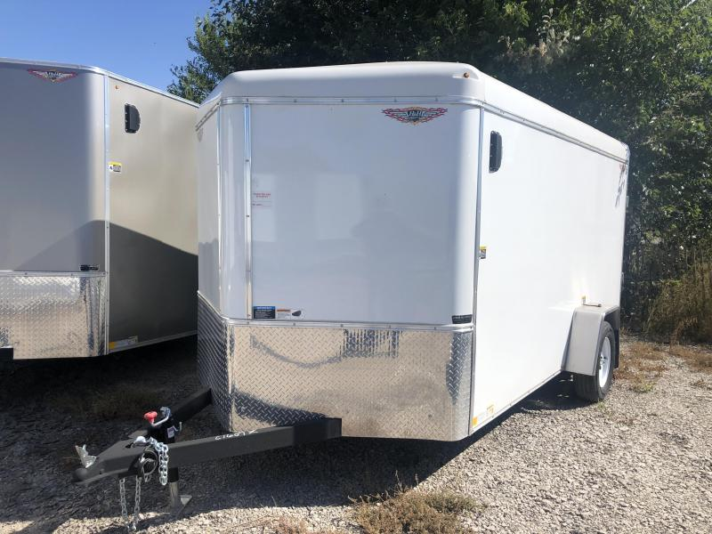 2019 H and H Trailer 48412srtv-035 Enclosed Cargo Trailer