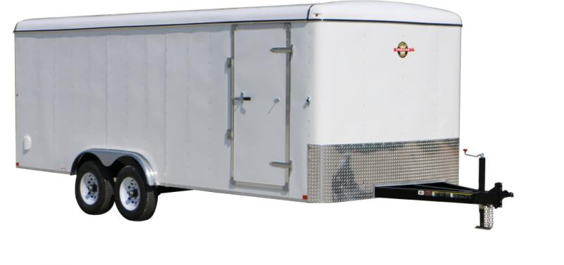 2019 Carry-On 8.5x24cg Enclosed Cargo Trailer 6' taller