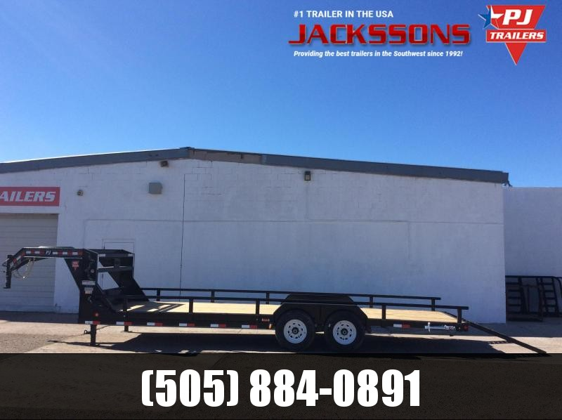 "2019 PJ Trailers 24' x 6"" Channel Equipment Trailer"