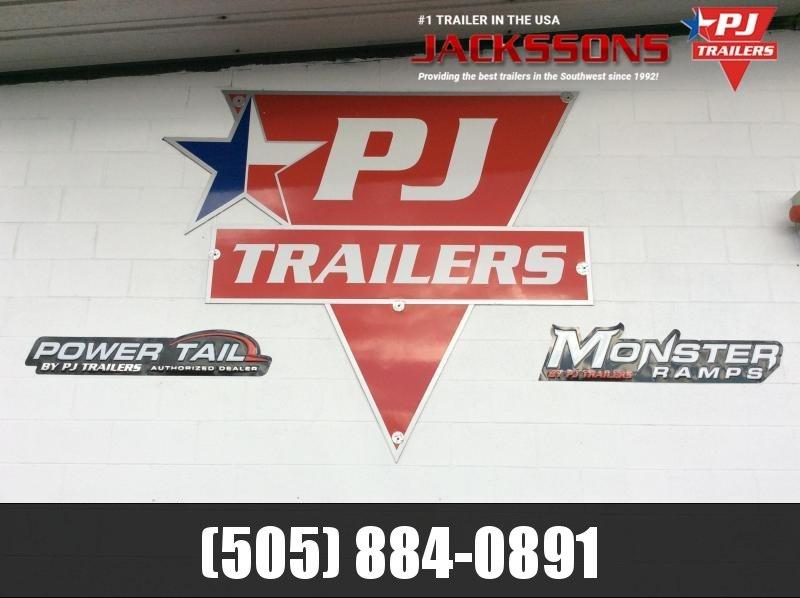 "2019 PJ Trailers 14' x 83"" Tandem Axle Dump Trailer"