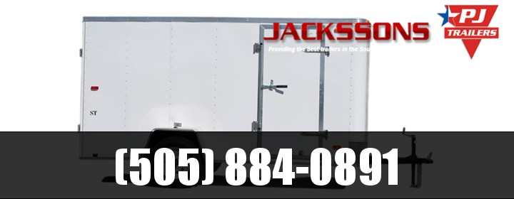 2018 6X10 Look Trailers St Cargo Cargo / Enclosed Trailer