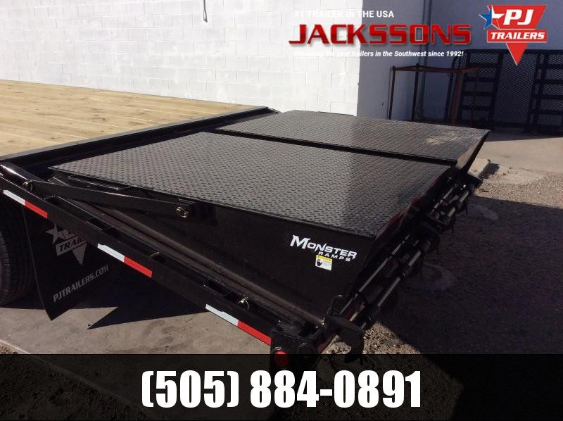 2019 PJ Trailers 30' Classic Flatdeck with Duals Trailer