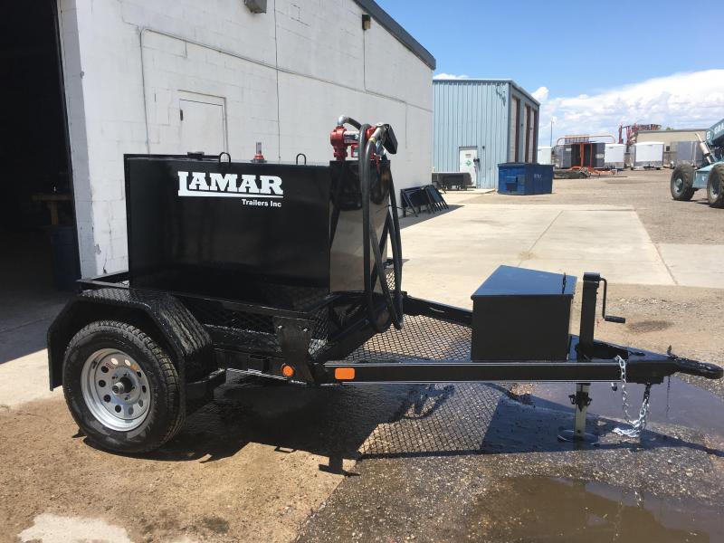 2018 Lamar Trailers FUEL Equipment Trailer