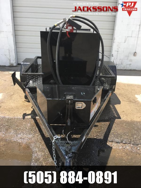 2018 Lamar Trailers FUEL Equipment Trailer