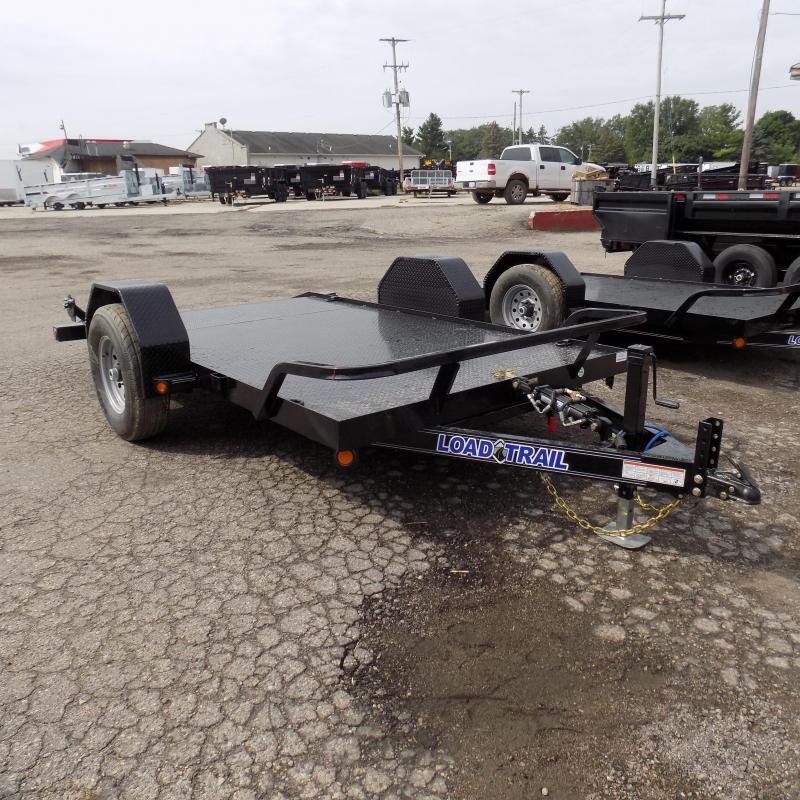 """New Load Trail 77"""" X 12' Tilt Scissor Hauler For Sale"""