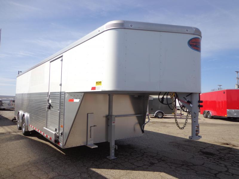 New Sundowner Trailers 24' Gooseneck Enclosed Cargo Trailer