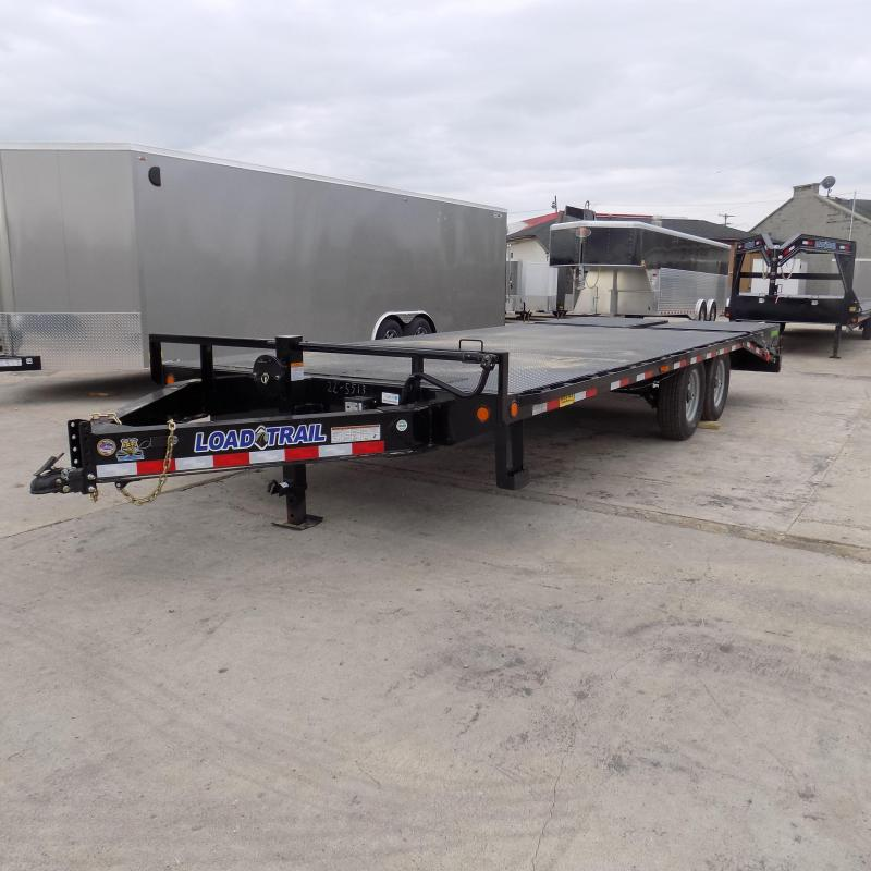 "New Load Trail 102"" x 22' Deckover Trailer For Sale"