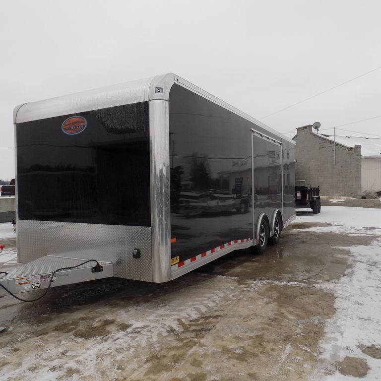 New Sundowner Trailers 24' Race Series Trailer