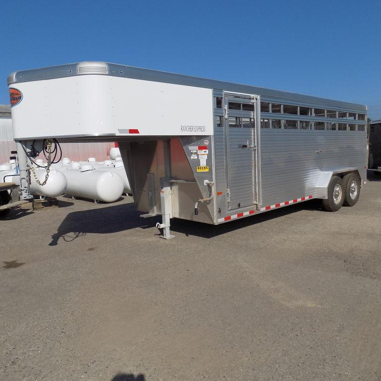 New Sundowner Trailers Rancher Express 20