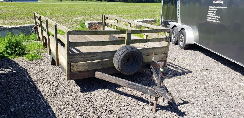 Used 6.5' x 10' Utility Trailer for Sale
