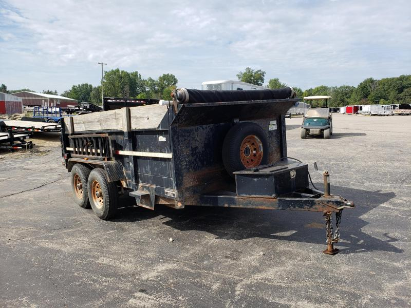 Used DuraDump 7' x 12' Dump Trailer - New Trade