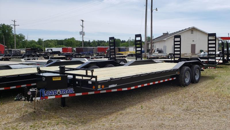 "New Load Trail CH14 102"" x 26' Open Car Hauler"