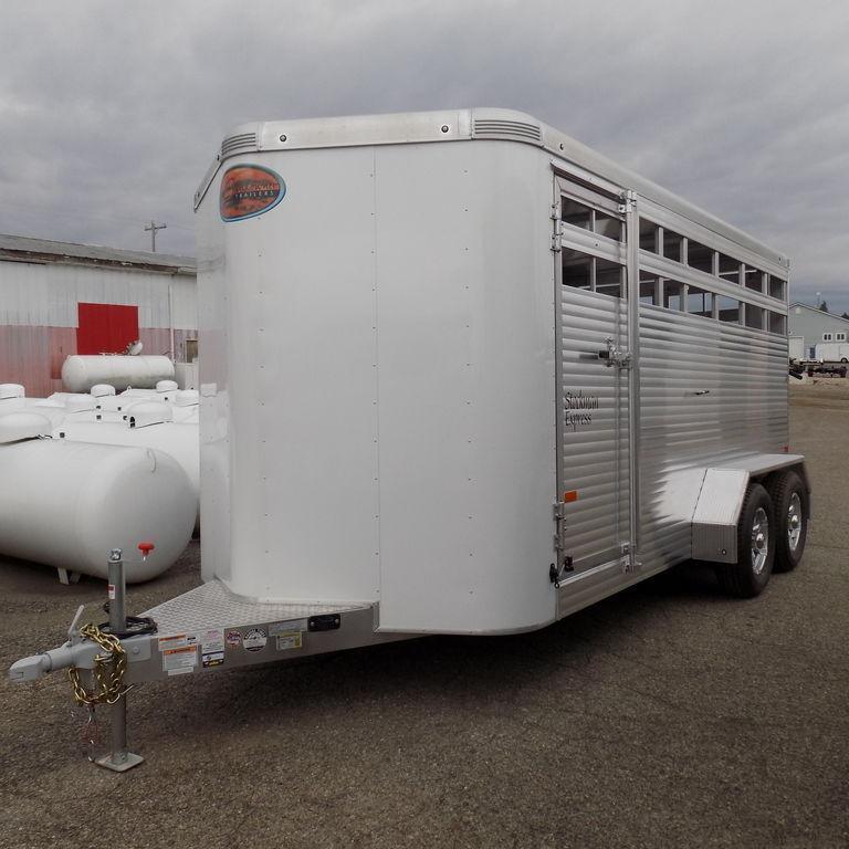 New Sundowner Trailers SM16BPXP Livestock Trailer
