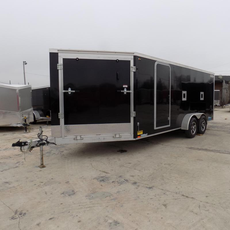 Used 2018 Legend Explorer 7' x 23' Snow / ATV Trailer For Sale