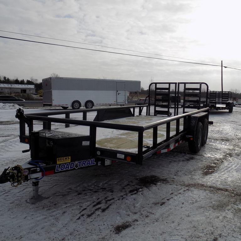 "New Load Trail CS10 83"" x 18' Open Car Hauler for Sale"