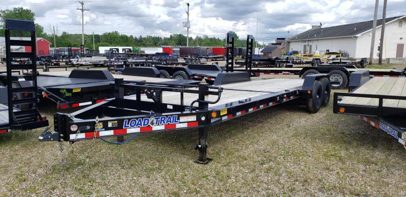 "New Load Trail TH14 83"" x 24' Tilt Deck Trailer"