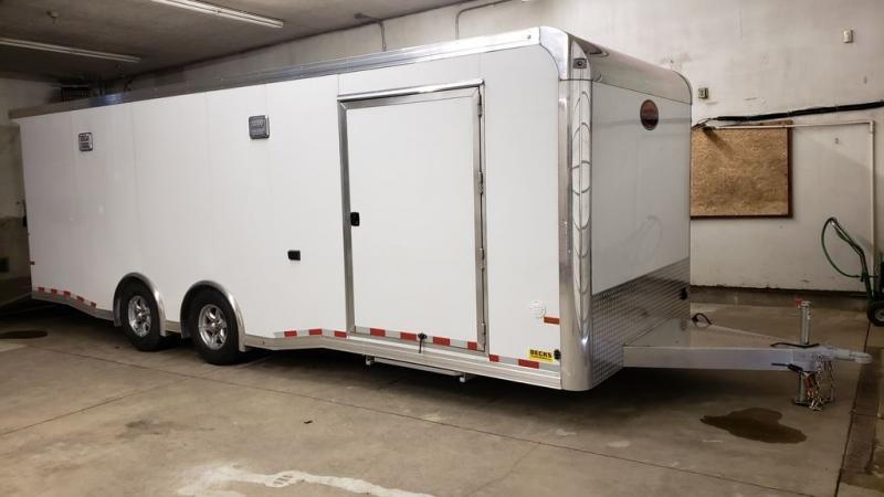 New Sundowner Aluminum 24' Race Series Trailer