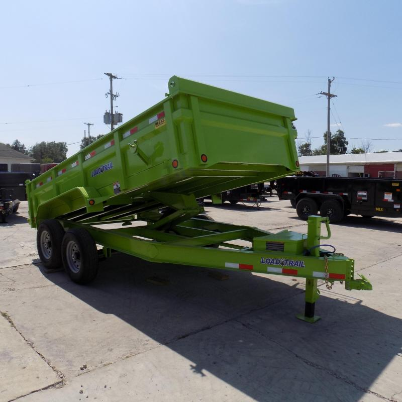"""New Load Trail 83"""" x 14' Dump Trailer For Sale"""